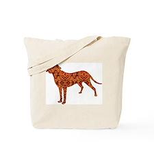 Treeing Tennessee Brindle Tote Bag