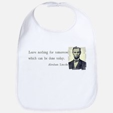 Quotable Abraham Lincoln Bib