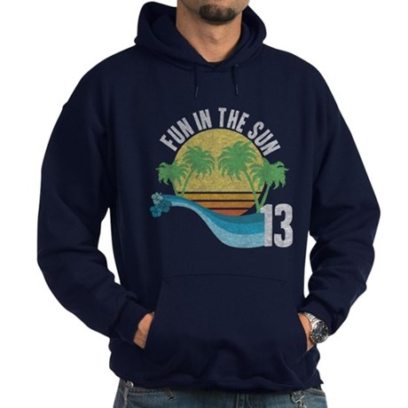 Fun In The Sun Hoodie (dark)