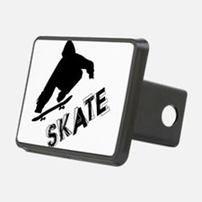Skate Ollie Sillhouette Hitch Cover