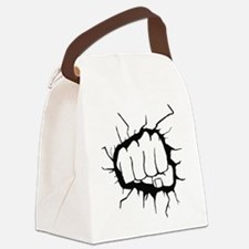 Punch Canvas Lunch Bag