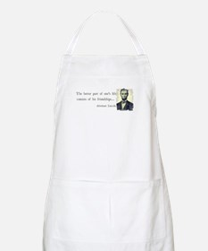 quotable Abe Lincoln Apron