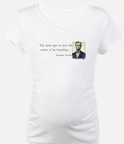quotable Abe Lincoln Shirt