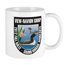View-Navion Group 2012 Fall Rally Logo Mug