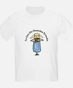 German Sayings Kids T-Shirt