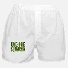 Gone Squatchin *Special Deep Forest Edition* Boxer