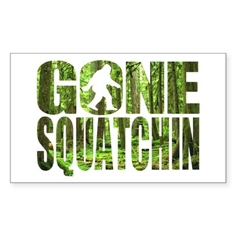 Gone Squatchin *Special Deep Forest Edition* Stick