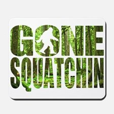 Gone Squatchin *Special Deep Forest Edition* Mouse