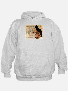Black and Calico Cat Sweatshirt