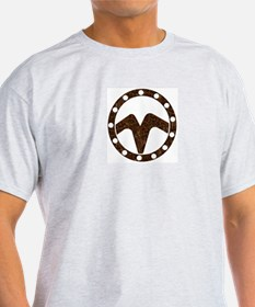 THE WATCHERS B Ash Grey T-Shirt