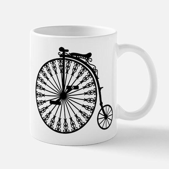 Penny-farthing Mug