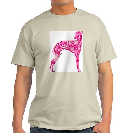 Italian Greyhound Ash Grey T-Shirt