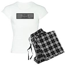 Three Percent Silver Bumper Pajamas