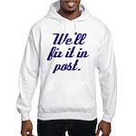 Fix it in Post Hooded Sweatshirt