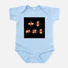 3d electron orbitals - Infant Bodysuit