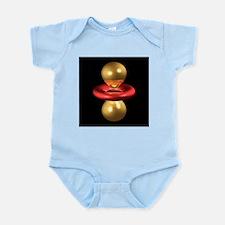 3dz2 electron orbital - Infant Bodysuit