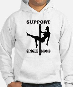 Support Single Moms Jumper Hoodie