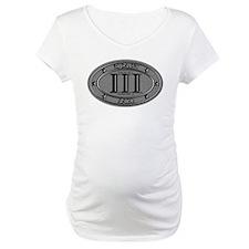 Molon Labe Oval Shirt