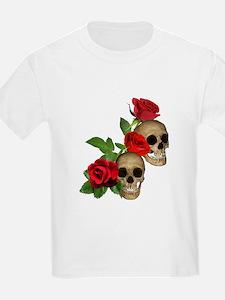 Skulls Roses T-Shirt