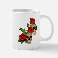 Skulls Roses Mug