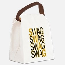 Swag (Gold) Canvas Lunch Bag