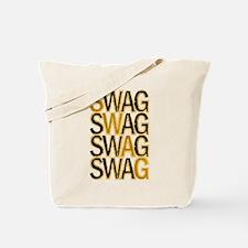 Swag (Gold) Tote Bag