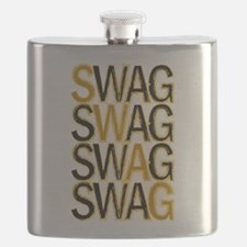 Swag (Gold) Flask