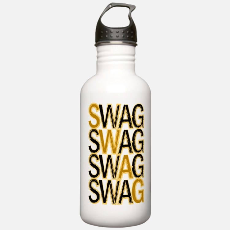 Swag (Gold) Water Bottle