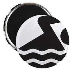 Swimmer Magnet