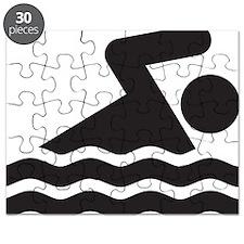 Swimmer Puzzle