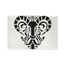 Taurus Rectangle Magnet (10 pack)