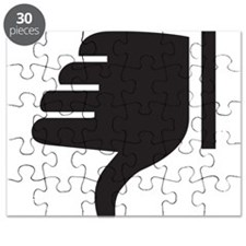 Thumbs Down Puzzle