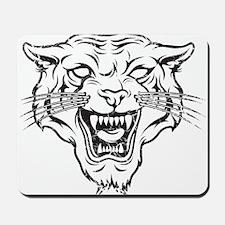 Wild Cat Mousepad