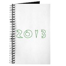 2013 Snake Year Journal