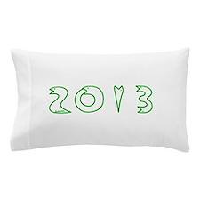 2013 Snake Year Pillow Case