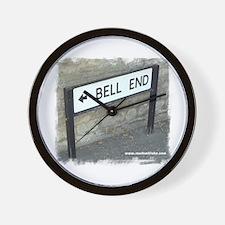 Bell End Wall Clock