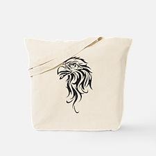 Tribal Eagle Tote Bag