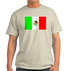 Mexico Ash Grey T-Shirt