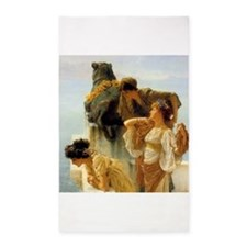 Sir Lawrence Alma-Tadema A Coign Of Vantage 3'x5'