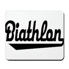 biathlon Mousepad