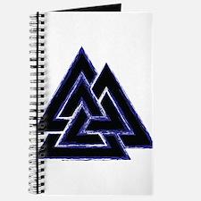 Valknut (blue) Journal