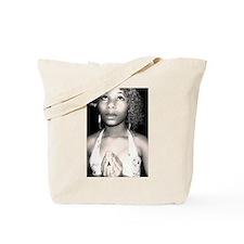 Prayer Heals Tote Bag