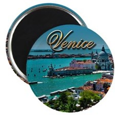 """Canal Grande   Venice 2.25"""" Magnet (10 pack)"""