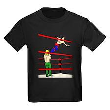 Wrestling Body Slam T