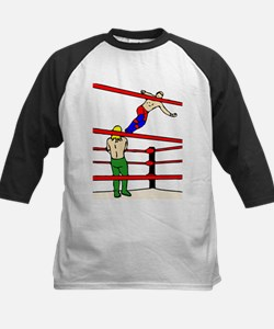 Wrestling Body Slam Tee