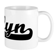 Black jersey: Evelyn Mug