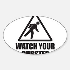 Watch Your Dubstep Decal