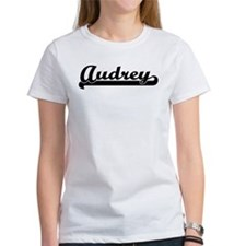 Black jersey: Audrey Tee