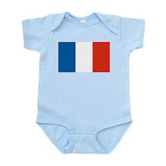 France Infant Creeper