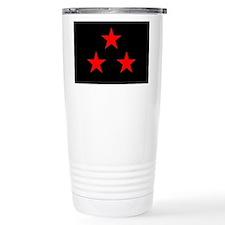 Flag of Nuevo Rico Stainless Steel Travel Mug